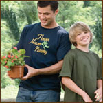 Organic & Recycled Tees T Shirts Hunters